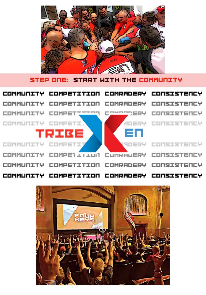 TribeEN Community Membership